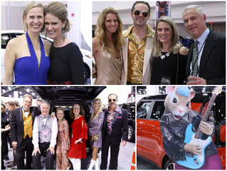 GALLERY: Milwaukee Auto Show brings disco, cars