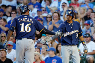 Brewers have third-worst over/under win total