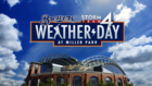 Weather Day at Miller Park