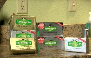 Lawsuit filed over WI law banning Irish butter