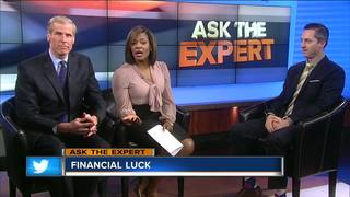 Ask the Expert: Create your own financial luck