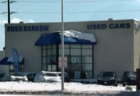 Dealer accused of lying to get loan approved