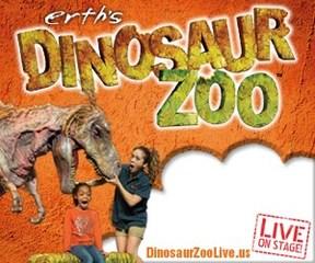 Win Tickets to Dinosaur Zoo Live!