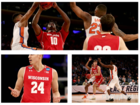 GALLERY: Wisconsin takes on Florida in Sweet 16