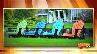 Sustainable and Beautiful Outdoor Furniture