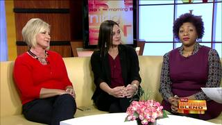 A Panel of Moms Discusses Raising Strong Girls