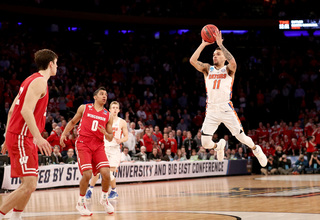 Wisconsin takes on Florida in Sweet 16