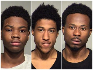 3 suspects charged in city employee's homicide