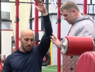 Chris Maragos' journey from Badgers to NFL