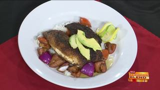 A Tasty Fish Dish Perfect for Spring & Summer