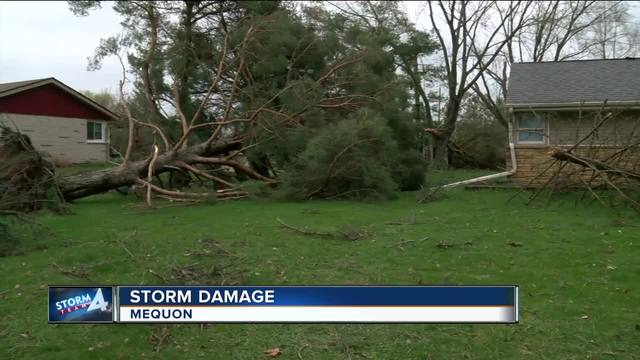 thousands in southeast wisconsin wake up to storm damage