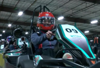 Weekend Warriors: Veloce Indoor Speedway