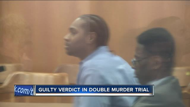 Milwaukee man convicted of killing girlfriend and her child
