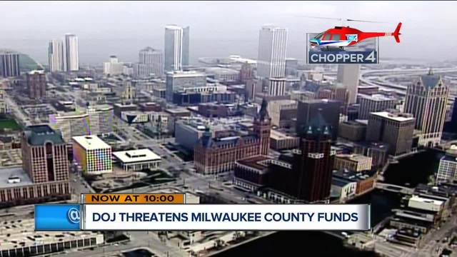 Milwaukee gets 'sanctuary city' warning letter from Feds