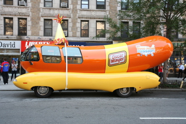 186386681 additionally 18 Outrageous Food Trucks Cars Motorcycles And More additionally This Is How U S Armed Forces Consume Oscar Mayer Weenies 6 Photos as well 3 in addition Contest Entry What Vehicle Does Your Gun Resemble. on oscar mayer wienermobile contest