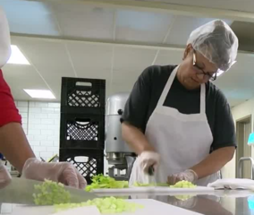 Culinary program helping residents find work