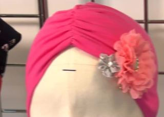 Fashion line designed for cancer patients