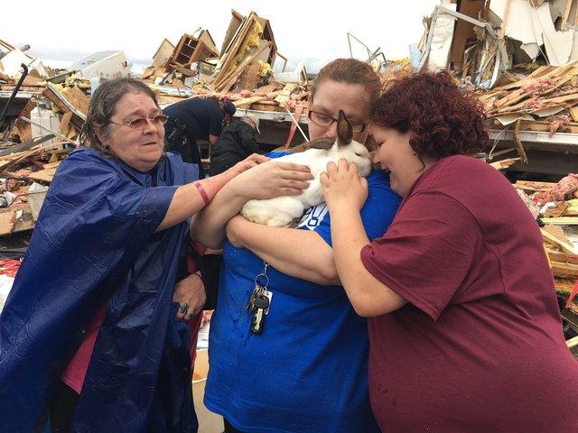 One killed in Barron County tornado