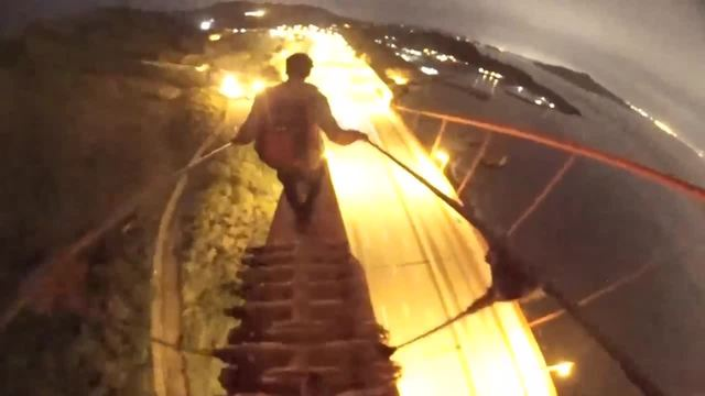 West Bend men illegally climb Golden Gate Bridge - TMJ4 ...