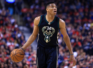 Giannis a finalist for Most Improved Player