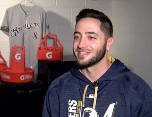 Ryan Braun 'absolutely' wants to retire a Brewer