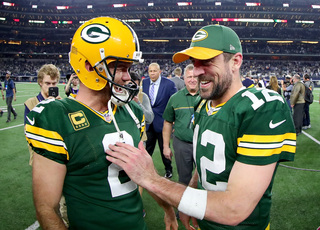 Vegas: Packers are big favorites to win division