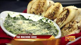 Two New Tasty Appetizers from The Machine Shed