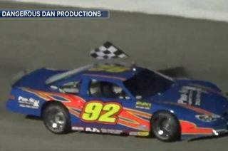 69-year-old driver wins at Slinger Speedway