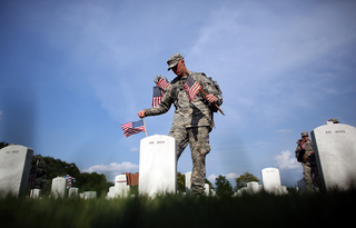 Milwaukee-area Memorial Day observations