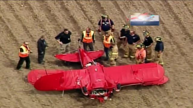2 men die in small plane crash in Sheboygan County
