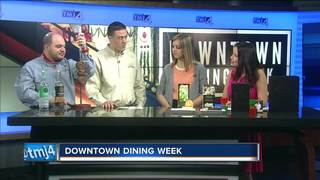 Downtown Dining Week starts June 1