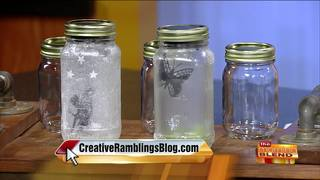A Fun Craft Project for Summer Nights