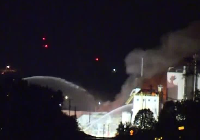 1 dead, 2 workers missing after Wisconsin mill explosion