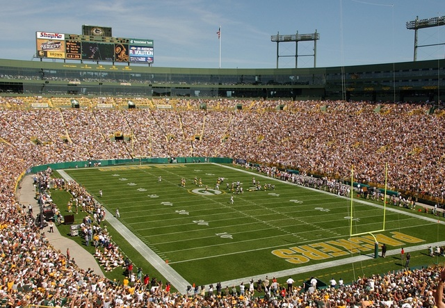 Green Bay Packers Family Night Set for August 5