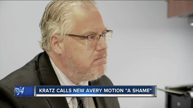 Avery Attorney Files Motion Seeking Release