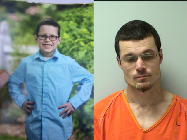 Amber Alert issued for Wisconsin boy