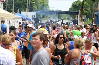 Locust Street Days: Beer Run