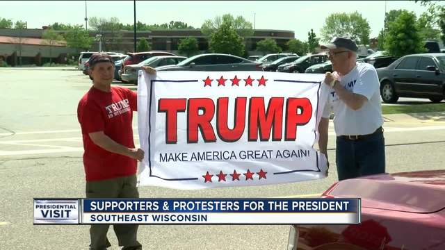 Wisconsin business leaders to meet with Trump