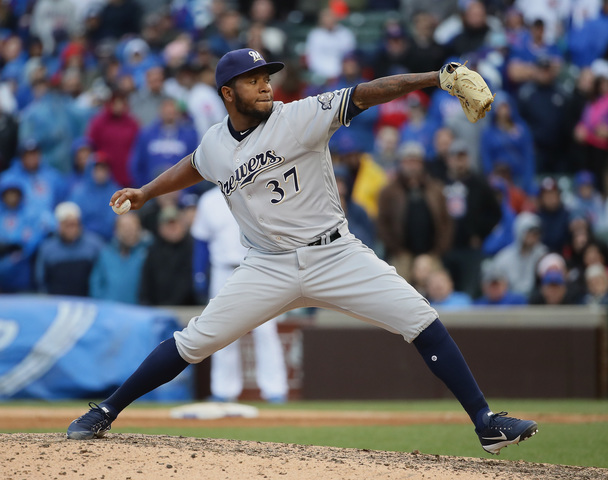 Shaw, Garza return amid a flurry of Brewers roster moves