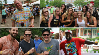 Wisconsin Beer Lover's Festival 2017 at Bayshore