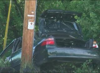 Suspected drug OD blamed for River Hills crash