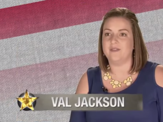 The Heroes Project: Val Jackson
