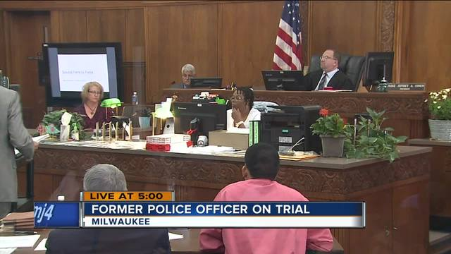 Jury deliberations begin in police shooting