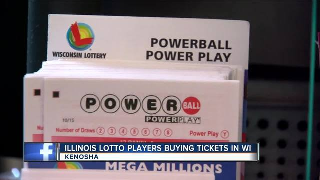 Illinois Powerball, Mega Millions Suspended - as Threatened