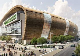 PHOTOS: Bucks release updated arena renderings