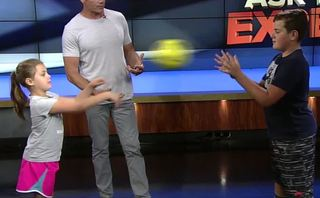 Ask the Expert: Fun exercises for kids
