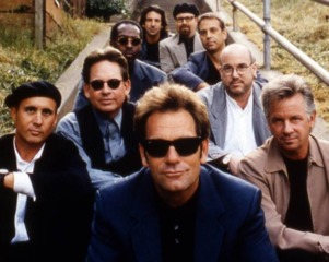 Did 1984 Huey Lewis fans jump into L. Michigan?