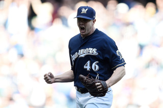 Knebel joins Brewers 21st century All-Stars