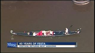 Set sail for Festa Italiana's 40th year