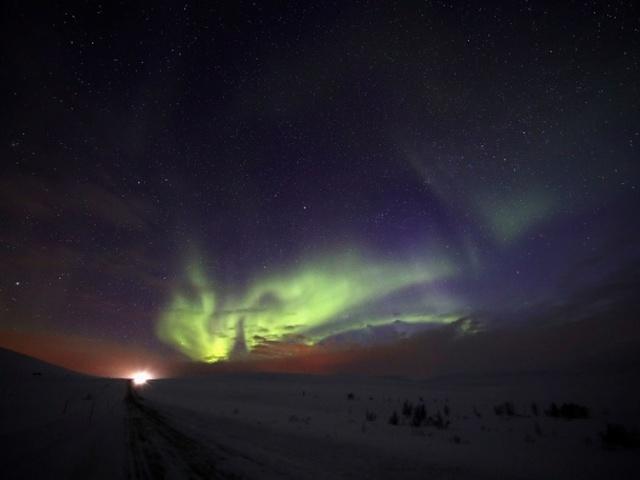 nasa northern lights forecast 2017 - photo #11